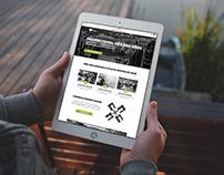 Academia Via Campus - Website