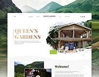 Queen's Gardens Redesign