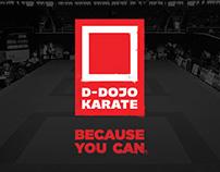D-Dojo Karate / Re-Branding 2015