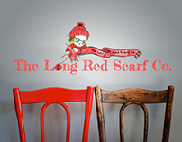 The Long Red Scarf Company | Ecommerce & Web Design