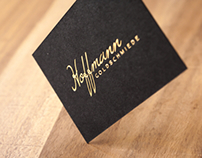 Hoffmann Goldschmiede Business Cards