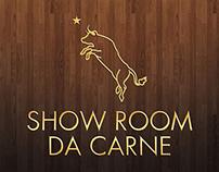 Show Room da Carne | Identidade Visual