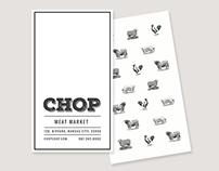 Chop Chop Business Card Template
