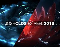 FX Showreel 2016