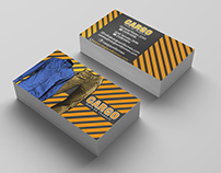CARGO | Business Card