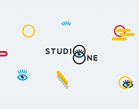 Studio One: branding for a team of photographers