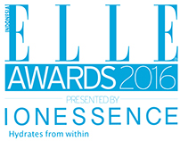 ELLE AWARDS 2016 Indonesia (ELLE X IONESSENCE)