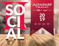 Social Media   Alfaparf Milano Egypt II