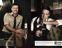 Ketel One: A Gentlemans Call
