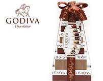 Godiva Gift Set   Packaging Design