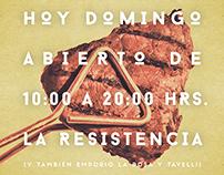 Domingo Abierto - Drugstore