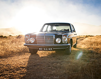 Mercedes W115 / 8