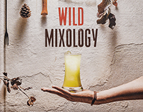 Wild Mixology Drink - Culinary book