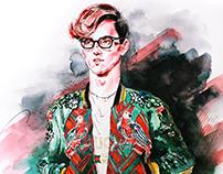Gucci SS17 Menswear