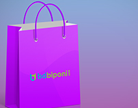 Logo for E commerce website | bdbiponi.com
