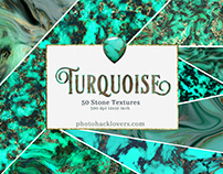Turquoise Digital paper | Turquoise Textures