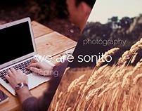 Sonito Web Theme