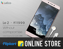 Flipkart Online Store - Product Feature