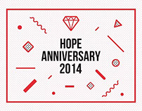 Hope Anniversary Opening Animation