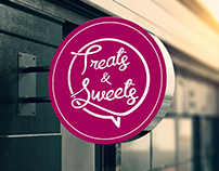 Treats & Sweets Branding