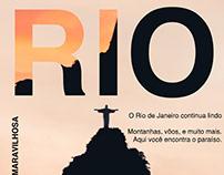 Rio de Janeiro's tourism poster