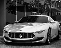Maserati Alfieri II