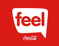 ::: Coca-Cola Feel the values/ Red Social:::