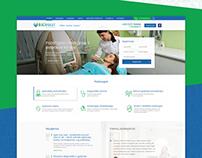 Bioklinika.lt - Responsive Web Design