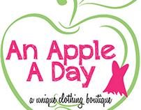 An Apple A Day logo