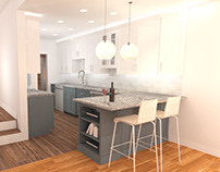 Kitchen Rendering