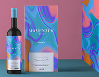Momentum Wine Packaging