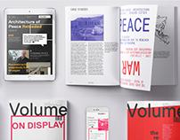 Volume Index- digital publishing