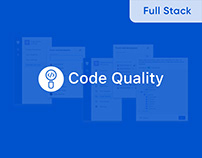 CodeQuality UI/UX Design
