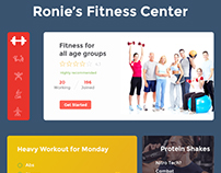 Ronie's Fitness Center | Gym | Aerobics | Zumba