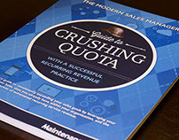 Modern Sales Manager's Guide to Crushing Quota