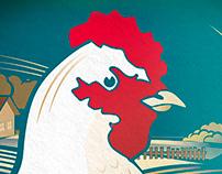 Drosed - Kurczak Zagrodowy