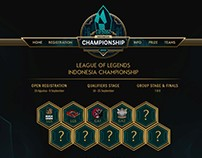 League of Legends Indonesia Championship