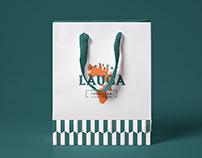 Maison Lauga — Branding