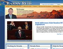 US Senate Websites