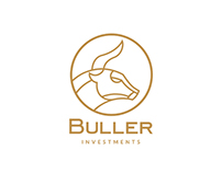 BULLER INVESTMENTS / Corporate Identity student project