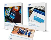 BBVA Colombia Informe Anual Periodo 2015