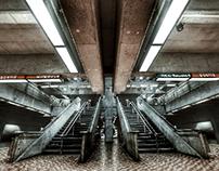 Montreal's Metro System