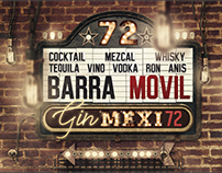 Mexsi72 - author's cocktails