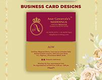 Business Card Design & Flyer Design