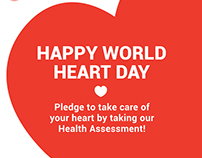 World Heart Day Campaign
