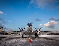 The DC-3 | Breitling