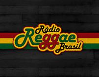 Logo Radio Reggae Brasil