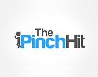 The Pinch Hit | Logo Design