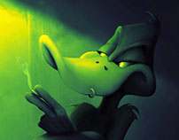 Looney Melodies (Fan Art)
