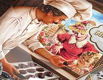 BonDessert Chocolate Colletion